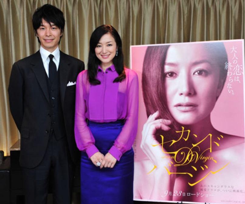 鈴木京香は長谷川博己とセカンドで共演し年齢差結婚?フライデー